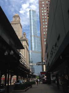Mr. Trumps's  Tower