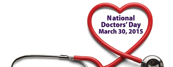 National Doctors' Day 2015