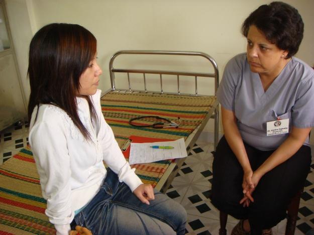 patient encounter in VietNam