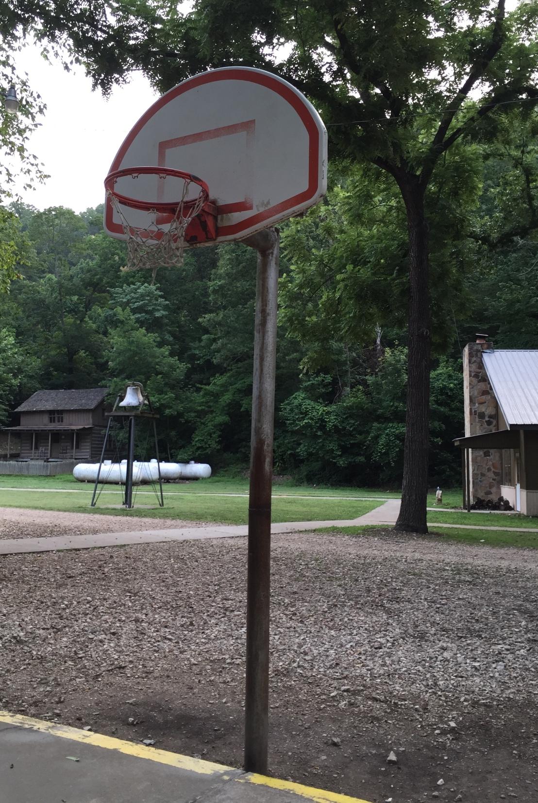 basketfall goal