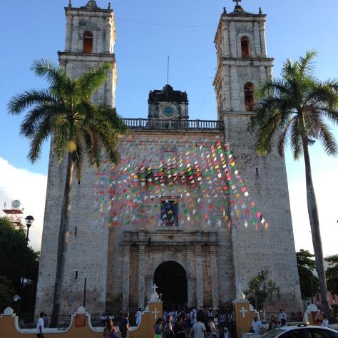 Cathedral of San Gervacio in Valladolid