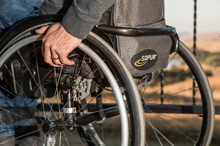 Disabled children and adults may qualify for Medicare.
