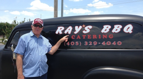 Eat at Ray's and tell them I sent you.