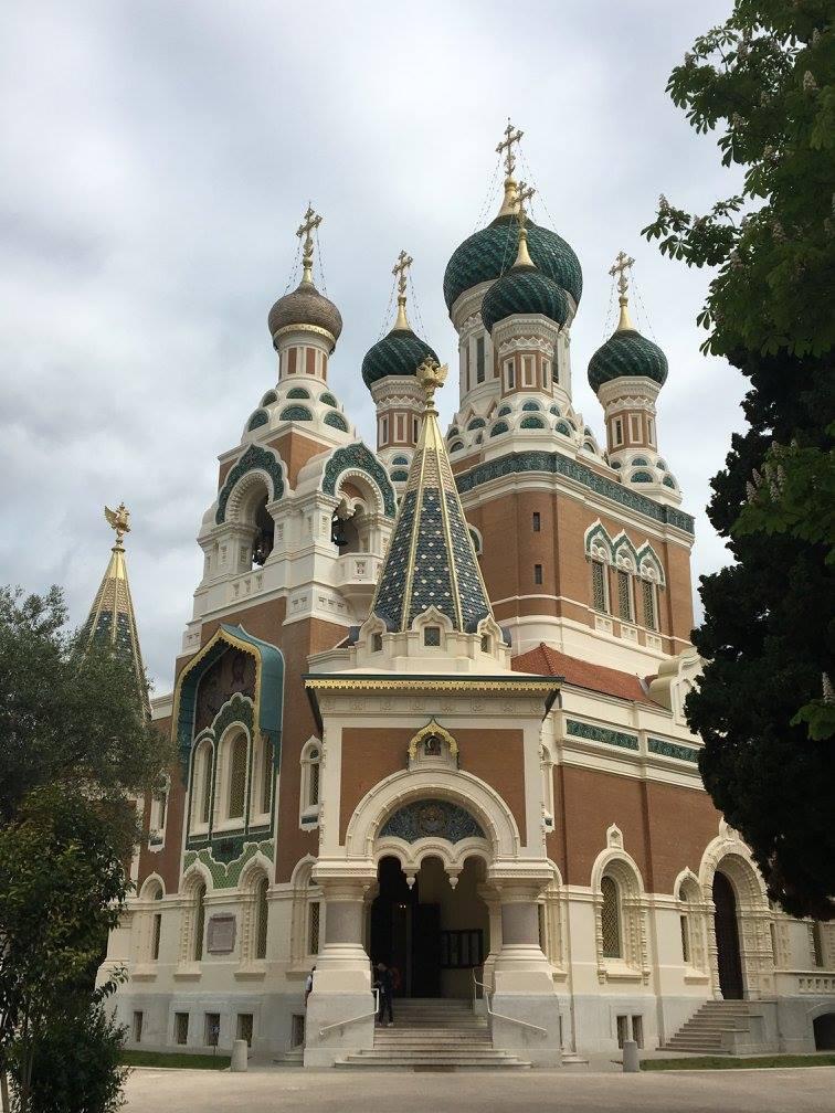 large ornate church