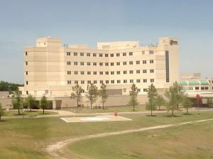 a large hospital