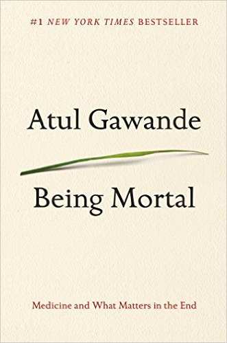 Atul Gawande- Being Mortal-book cover