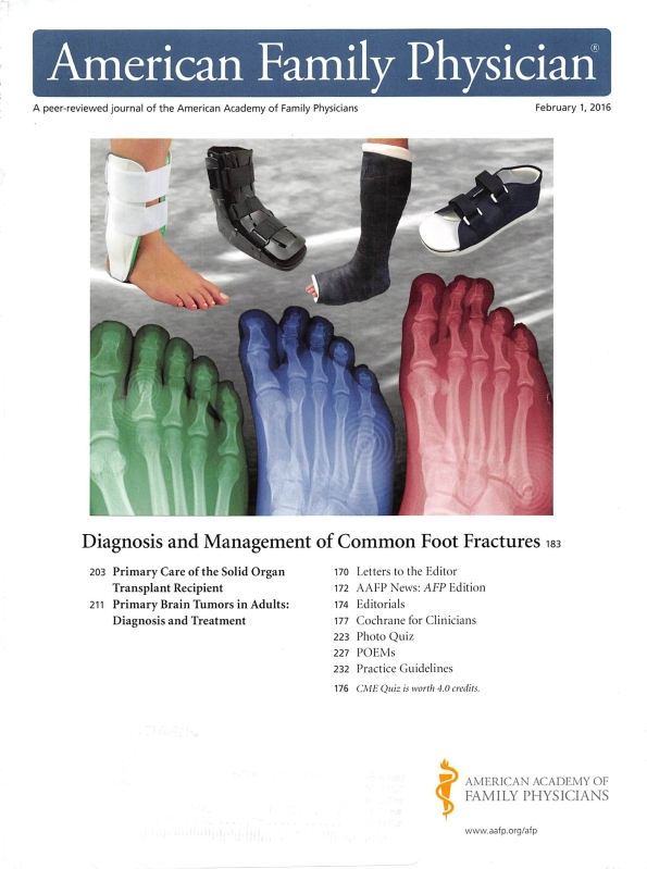 American Family Physician journal