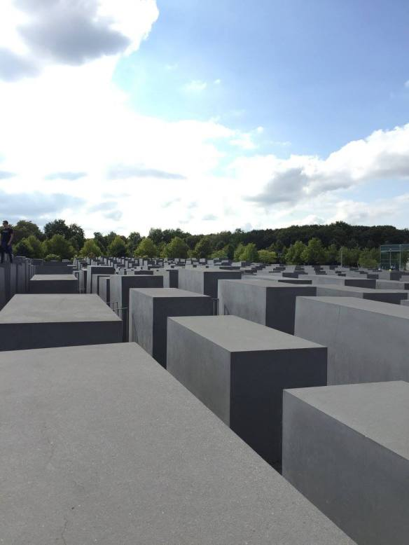 Memorial to Murdered Jews in Berlin