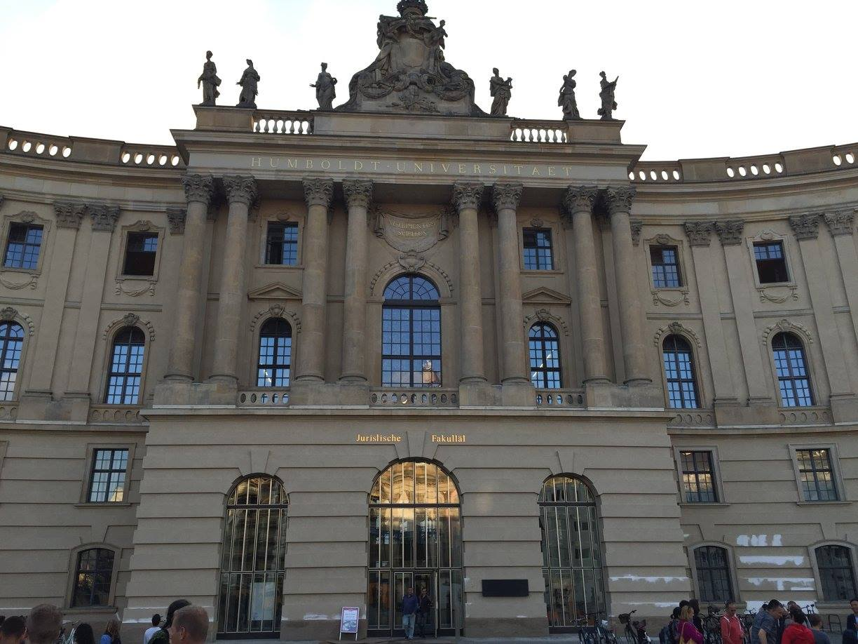 Humboldt University, Berlin ,Germany