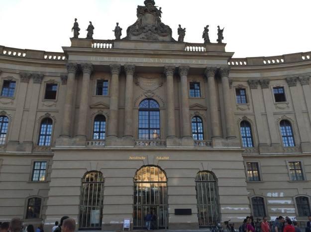 Humboldt University, Berlin ,Germany