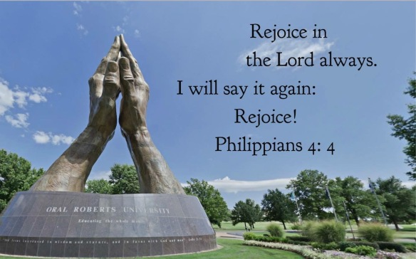 rejoice in the Lord always Philippians 4:4