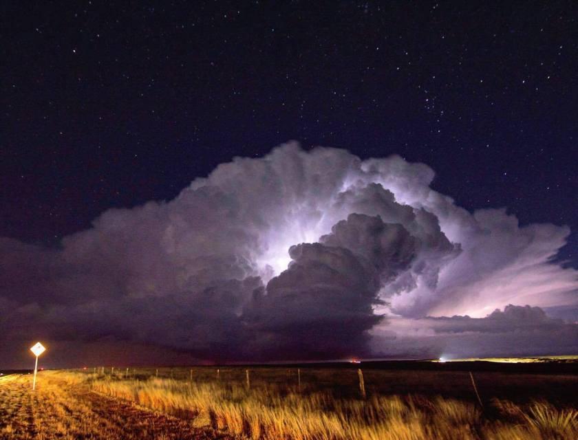 hugh storm cloud