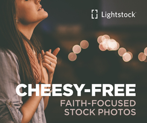 cheesy-free faith-focused stock photos