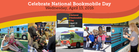 National Bookmobile Day 2016