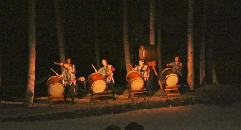 luau drums-Hawaii