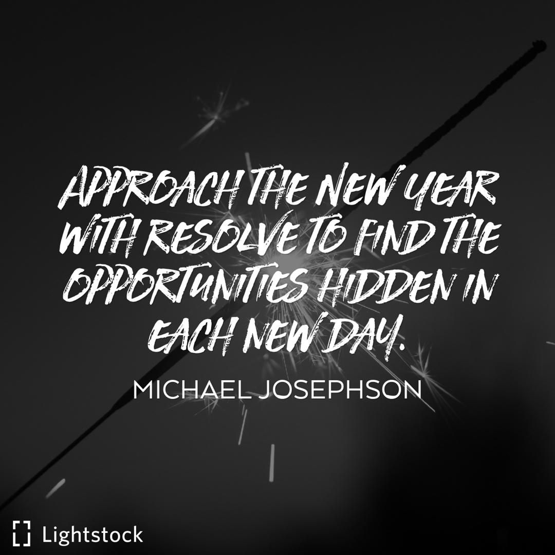 find hidden opportunities hidden in each new day