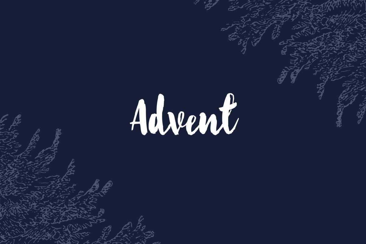 Get ready for Advent now