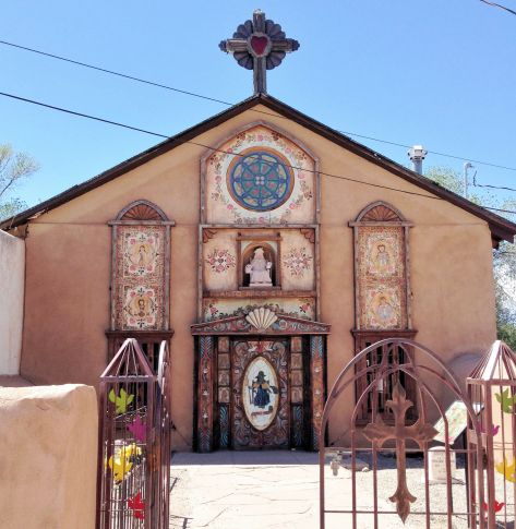 adobe type church