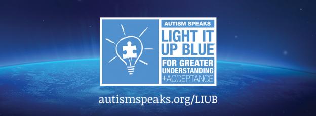Light it up blue-autism speaks