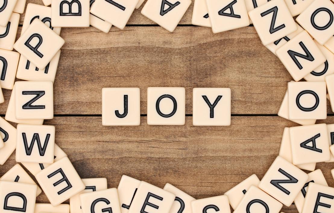 the power of joy- WeekendWords