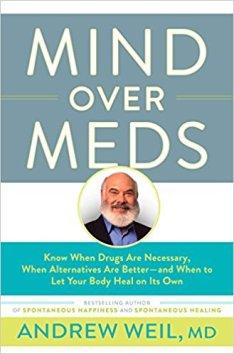 MIND OVER MEDS- book cover