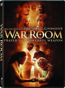 WAR ROOM-PRAYER IS A POWERFUL WEAPON