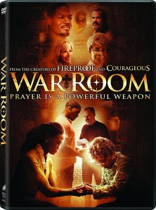 WAR ROOM-PRAYER IS A POWERFUL WEAPON