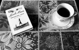 A BOOK, BREAKING FREE, AND A TEA CUP