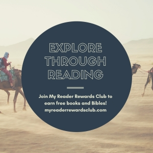 Join My Reader Reward Club to earn free books and Bibles