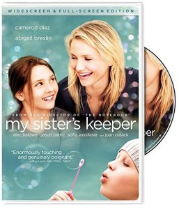 my sister's keeper- DVD