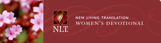 NEW LIVING TRANSLATION WOMEN'S DEVOTIONAL
