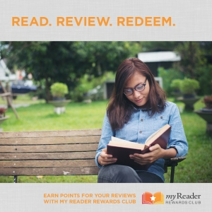 READ.REVIEW.REDEEM myReader rewards club