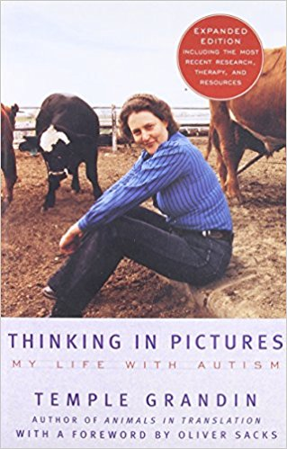 THINKING IN PICTURES MY LIFE WITH AUTISM book by Temple Grandin