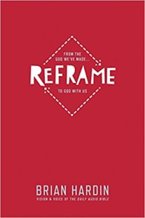 REFRAME book by BRIAN HARDIN