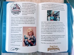 Imagination Library with Dolly Parton