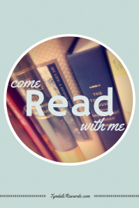 come read with me-TyndaleRewards.com