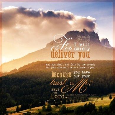 Jeremiah 39:18