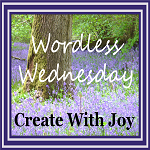 Wordless Wednesday- Create With Joy