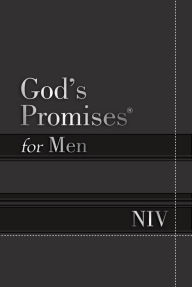 God's Promises for Men NIV Bible