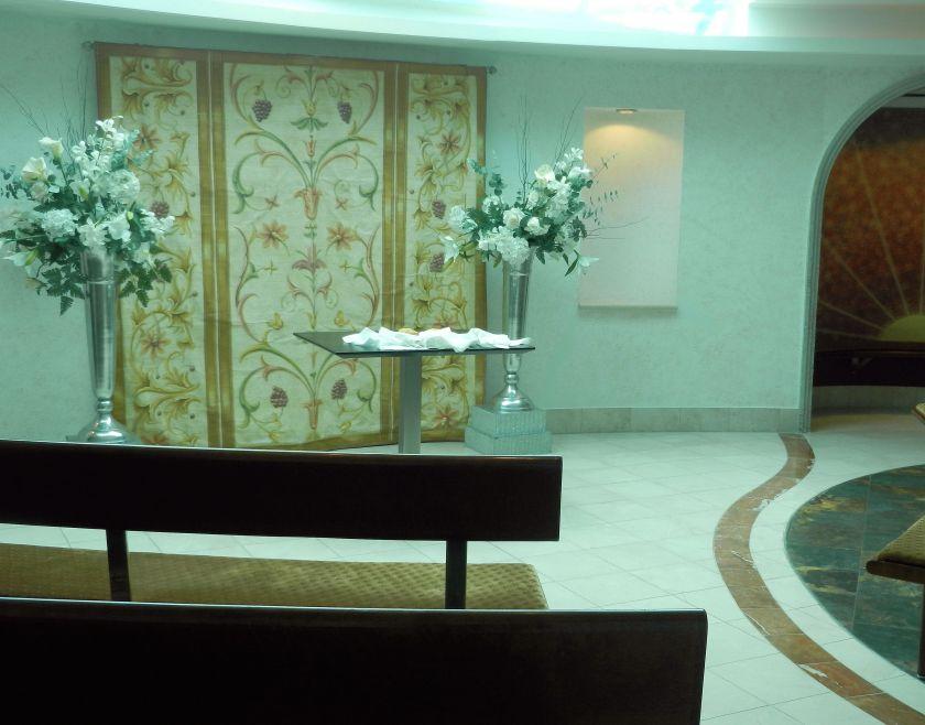 a small chapel