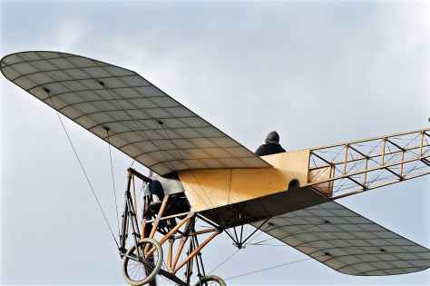 aircraft airplane antique classic