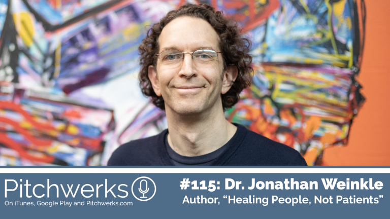 Pitchwerks podcast - #115:Dr. Jonathan Weinkle