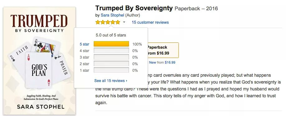 Trumped By Sovereignty a book by Sara Stophel
